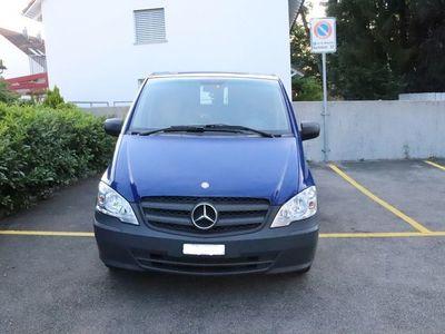 gebraucht Mercedes Vito 113 CDI Blue Efficiency