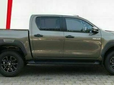 gebraucht Toyota HiLux Double Cab.-Pick-up 2.8 D-4D 204 Style