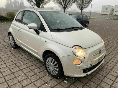 gebraucht Fiat 500 500 1.2 Unfall mit 119000 km 20091.2 Unfall mit 119000 km 2009