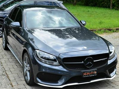 gebraucht Mercedes C200 BlueTEC AMG Line