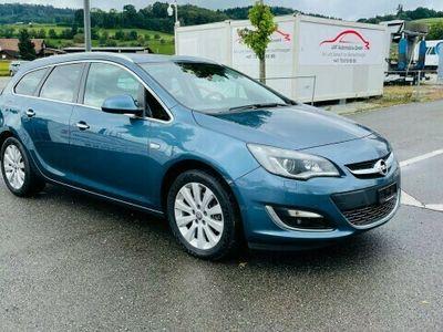 gebraucht Opel Astra ST 2.0 CDTi Active Ed. Aut.