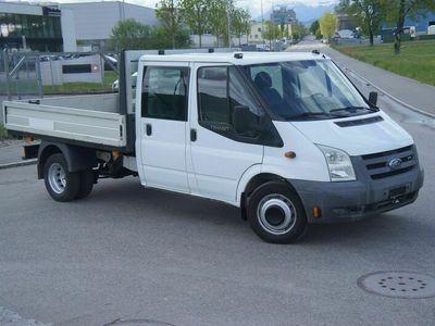 gebraucht Ford Transit 2.4 TDCi 350 XL Duo