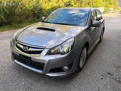gebraucht Subaru Legacy 2.5 Turbo GT