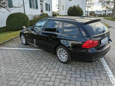 gebraucht BMW 318 3er d Autom. Navi Touring