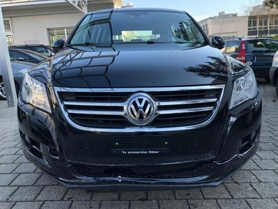 gebraucht VW Tiguan 1.4 TSI BlueMotion Value 4x2