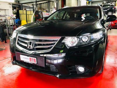 gebraucht Honda Accord Tourer 2.2 i-CTDi Elegance Automatic
