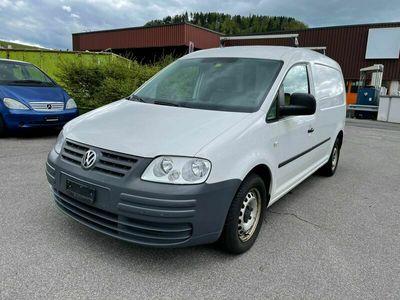 gebraucht VW Caddy Maxi 1.9TDI