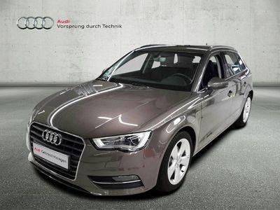 gebraucht Audi A3 Sportback Ambition 2.0TDI AHK XENON SITZHZG P