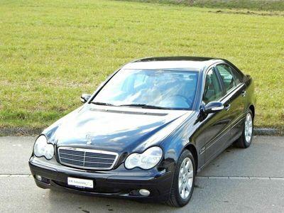 gebraucht Mercedes C180 C-Klasse Mercedes C180 Kompressor C-Klasse MercedesKompressor