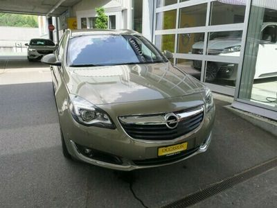 gebraucht Opel Insignia Sports Tourer 2.0 T 4x4 Cosmo