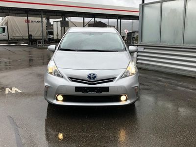 gebraucht Toyota Prius+ + 1.8 VVT-i HSD Luna