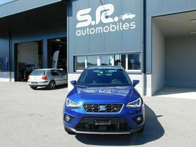 gebraucht Seat Arona 1.0 TSI Eco DSG FR