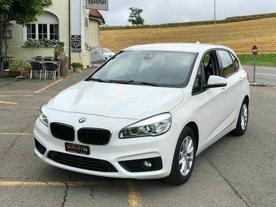 gebraucht BMW 218 Active Tourer 2er i Steptronic