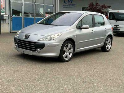 gebraucht Peugeot 307 2.0 16V Platinum Edition