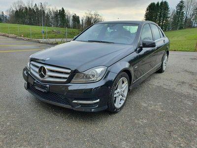 gebraucht Mercedes C350 C-Klasse C 350 Avantgarde 7G-Tronic C-KlasseAvantgarde 7G-Tronic