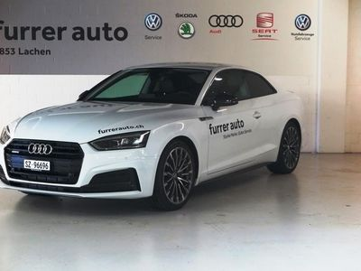 gebraucht Audi A5 Coupé 2.0 TFSI Sport quattro S-tronic
