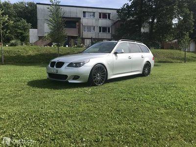 gebraucht BMW 530 XD M Paket Top Gepflegtes Auto