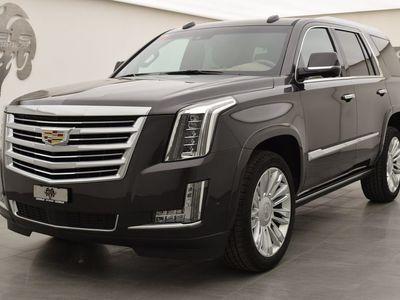 gebraucht Cadillac Escalade 6.2 Platinum AWD