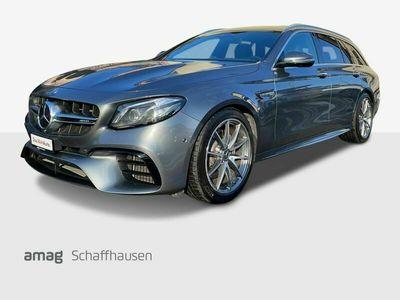 gebraucht Mercedes E63 AMG 4 Matic 9G-Tronic