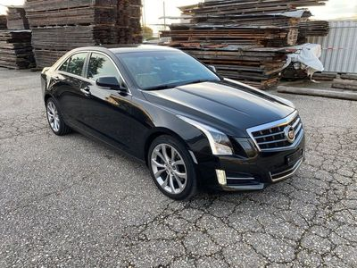 gebraucht Cadillac ATS Sedan 2.0 Turbo Luxury AWD Automatic