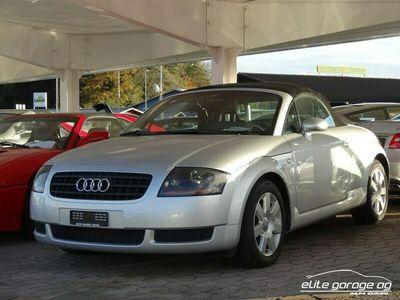 gebraucht Audi TT Roadster 1.8 T