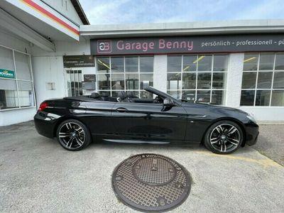 gebraucht BMW 640 Cabriolet 6er 640d Cabrio 6er d