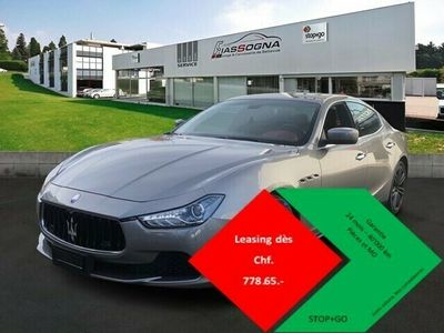 gebraucht Maserati Ghibli 3.0 V6 S Q4