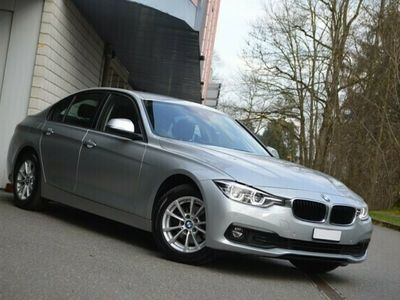 gebraucht BMW 318 3er 318d Steptronic I FULL LED I Euro 6 I NAVI I Rückfahrkamera I Komfortzugang I Speed Limit Info I DAB 3er d Steptronic I FULL LED I Euro 6 I NAVI I Rückfahrkamera I Komfortzugang I Speed Limit Info I DAB