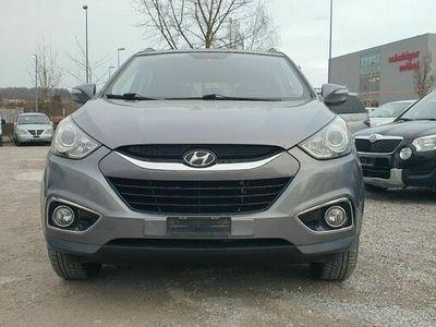 gebraucht Hyundai ix35 ix352.0 CRDi Premium 4WD Automatic
