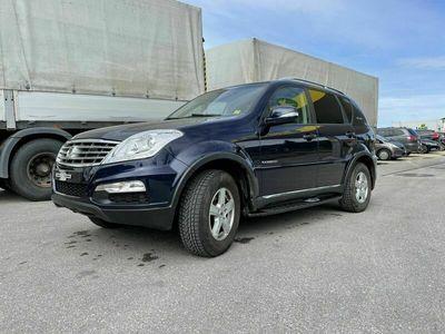 gebraucht Ssangyong Rexton Executive RX220 e-XDi 4WD Automatic