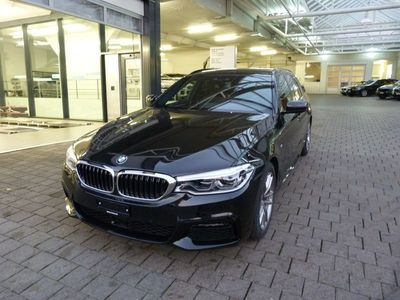 gebraucht BMW 520 d xDrive Touring Pure M Sport Edition Steptronic