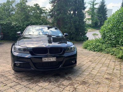 gebraucht BMW 320 3er d xDrive Touring Dynamic Edition Steptronic