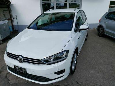 gebraucht VW Golf Sportsvan Golf Sportsvan VII 1.4 TSI 125 Lounge DSG