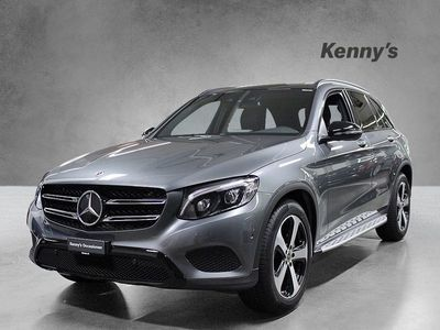 gebraucht Mercedes GLC350 GLC-Klassed Exclusive 4Matic