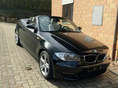 gebraucht BMW 120 Cabriolet 1er i Automat 170ps