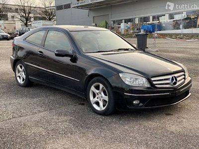 gebraucht Mercedes CLC200 CDI Automatic