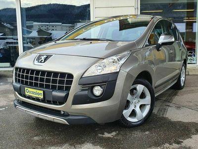 gebraucht Peugeot 3008 1.6 16V T Allure