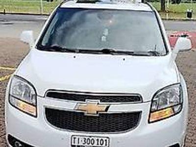 gebraucht Chevrolet Orlando LTZ 2.0 TD 163cv Taxi