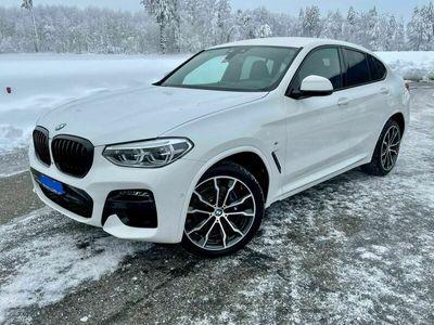 gebraucht BMW X4 M-Paket