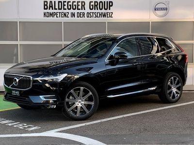 gebraucht Volvo XC60 B5 Benzin Mild Hybrid AWD Inscription Geartronic