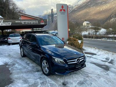 gebraucht Mercedes C220 C-Klassed Swiss Star Avantgarde 4Matic 9G-Tronic
