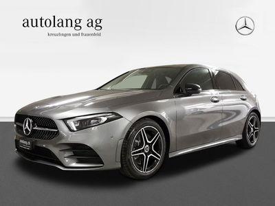 gebraucht Mercedes A250 AMG Line 4Matic