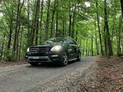 gebraucht Mercedes ML350 M-Klasse Ml 350 AMG Look M-KlasseAMG Look