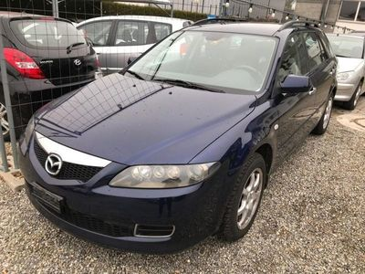 gebraucht Mazda 6 2.0 16V Blue Edition Activematic