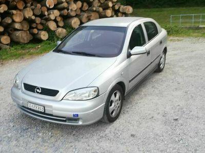 gebraucht Opel Astra Automat