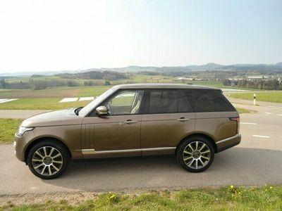 gebraucht Land Rover Range Rover 4.4 SDV8 Autobiography Automatic