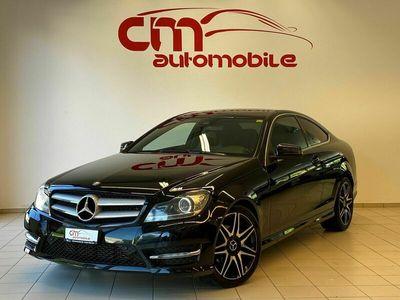 gebraucht Mercedes C250 CDI Coupé AMG-Line