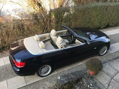 gebraucht BMW 325 Cabriolet 3er i