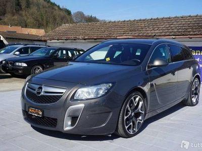 gebraucht Opel Insignia Sports Tourer 2.8 Turbo OPC 4W