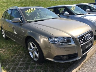 gebraucht Audi A4 2.0 TDI quattro